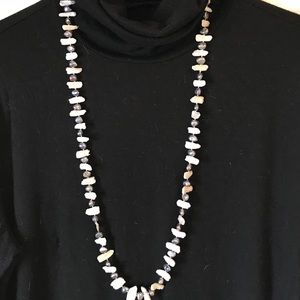 Jewelry - Shell and Pearl Necklace